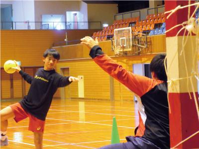 【KIDS】ハンドボール教室
