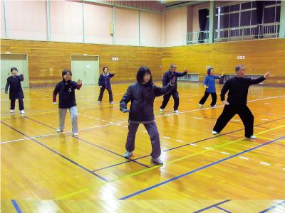 太極拳教室(昼間・夜間)