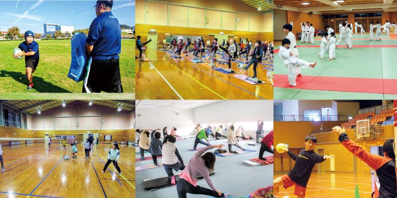 江津いきいきスポーツ教室